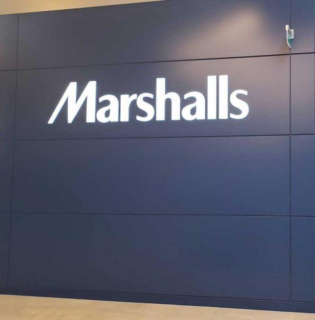 Marshalls Edmonton